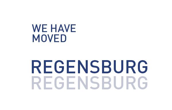 Neue Adresse in Regensburg