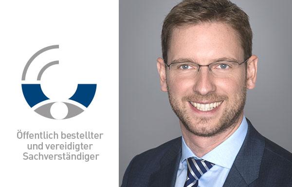 Nico Nöldner öffentlich  bestellt und vereidigt